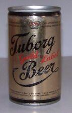 Tuborg Gold Label 33cl Crimped Steel Beer Can (Denmark)