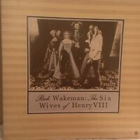 RICK  WAKEMAN           LP      THE   SIX  WIVES  OF  HENRY  VIII