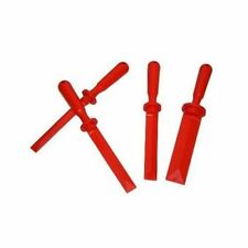 New Grip Tools Four Piece Plastic Scraper Set- Non-Marring- Free Shipping