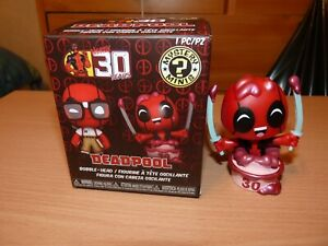 Deadpool Mystery Mini 30th Anniversary Birthday Cake