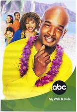 MY WIFE AND KIDS Movie POSTER 11x17 Damon Wayans Tisha Campbell George Gore II