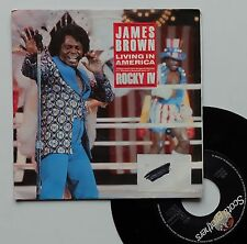 """Vinyle 45T James Brown  """"Living in America"""""""