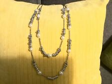 Saloos Long Necklace