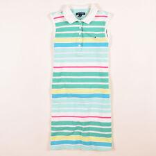 Tommy Hilfiger Mädchen Kinder Kleid Dress Gr.170  Mehrfarbig, 56669