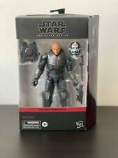 """Hasbro Star Wars The Black Series The Bad Batch Wrecker 6"""" Deluxe Action Figure"""