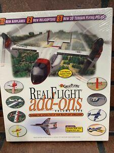 Great Planes Real Flight Add-Ons Volume 5 Flight Simulator  GPMZ4105