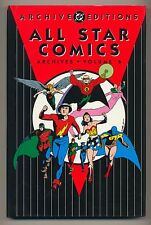 All Star Comics Archives Volume 6 (2000) Hardcover DC Archive Editions