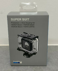 GoPro Super Suit Protection Dive Housing for HERO7 Black, HERO6, HERO5 AADIV-001