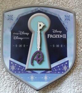 Frozen 2 Key Fantasy Pin  - with Pin Badge (RARE)