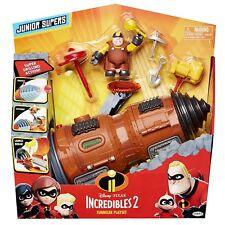 Disney Pixar Incredibles 2 - Underminer Vehicle Tunneler Playset