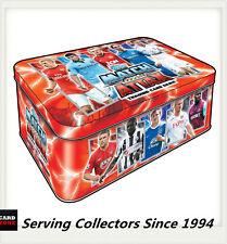 2010-11 Topps Match Attax Empty Metal Tin X 20tin 380 Card Storage NBA