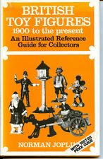 BRITISH TOY FIGURES 1890 TO PRESENT, ILLUSTRATED REFERENCE PRICE GUIDE, NEW