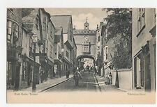 East Gate Totnes, Devon Postcard, A916