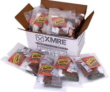 XMRE Lite MREs Complete Ready to Eat Meals 12 Pack