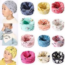 Magic Cartoon Kids Baby Bandana Neck Gaiter Snood Headwear Tube Scarf