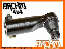 HD RH OUTER TIE ROD END- FEMALE TO SUIT NISSAN PATROL GQ WAGON CAB CHASSIS 92-ON