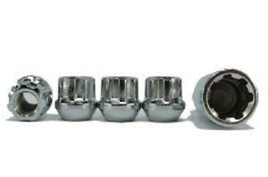 4 Pc FORD CROWN VICTORIA OPEN LOCKING LUG NUTS CUSTOM WHEEL LOCKS # AP-41405