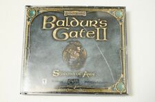 Baldur's Gate II Shadows of Amn PC CD-ROM