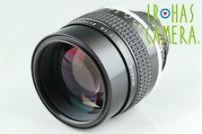 Nikon Nikkor 105mm F/1.8 Ais Lens #24958 H2