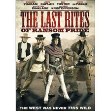 The Last Rites of Ransom Pride (DVD, 2017)