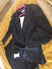 Isabel Marant Etoile Dark Grey Trouser Suit Size 42 (14) Fits Larger