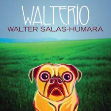 WALTER SALAS-HUMARA - Walterio - Digipak-CD - 4028466327215