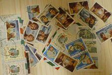31 Cape Verde used postage stamps philately postal Philatelic Africa