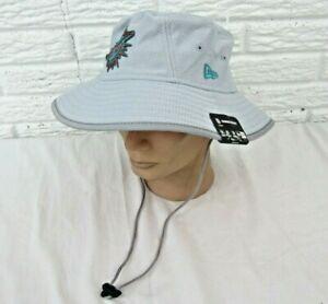Miami Dolphins NFL Training Bucket Hat Unisex Size M/L New Era Cap NEW NWT