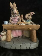 Katherines Keepsake? Bunny Rabbit Home Decor Figurine