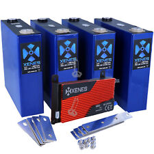 XENES 12V PRO-Cell LiFePO4 Batterie mit 100Ah 200Ah 300Ah und Smart-BMS Bausatz