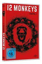 12 Monkeys - Staffel 1 [4 DVDs](NEU/OVP)Auf dem gleichnamigen Spielfilm von 1995