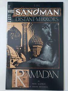 THE SANDMAN #50 (1993) VERTIGO COMICS RAMADAN! NEIL GAIMAN! P. CRAIG RUSSELL!