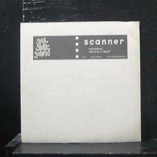 """Scanner - Hollowhead / Who Else Is There? 7"""" Mint- soul 14 UK 1996 Vinyl 45"""