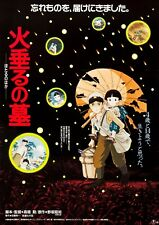 Grave Of The Fireflies Poster Length 500 mm Height: 800 mm SKU: 8890