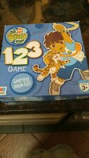 Go Diego Go! 123 game with learning made fun!