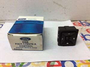 NOS 1993 1994 Lincoln Mark VII Outer Mirror Control F3LY-17B676-A 93 94