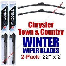 1995 Chrysler Town & Country WINTER Wipers 2-Pk Winter Beam Blades 35220x2