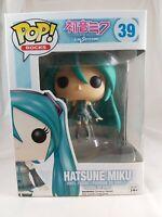 Rocks Funko Pop - Hatsune Miku - Vocaloids Hasune Miku - No. 39