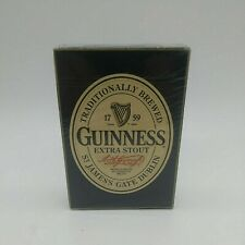 Guinness Extra Stout Playing Cards (New/Sealed)