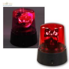 Mini- Girophare, Rouge Rotlicht Lumière Voyant D'Alarme Lumière Clignotante