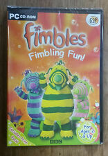 Fimbles Fimbling Fun! (PC CD-ROM) UK IMPORT