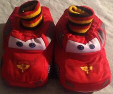 Slippers Disney Cars boys size 9-10M EUR 26-27.5 toddler new textile upper