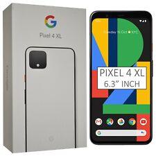 """NUOVO 6.3"""" Google Pixel 4 XL G020P 2019 64GB Bianco Sbloccato Di Fabbrica 4G/LTE SIMFREE"""