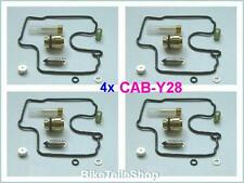 4x REPAIR KIT F. carburetor carburettor CARB Yamaha YZF 1000 R Thunder Ace 96-01