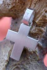 Original Wempe Kreuz Anhänger in 750 Weißgold