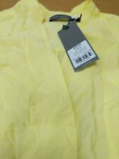 Mint Velvet Ladies Size 8 Yellow Top Marks Due To Storage Ref A6
