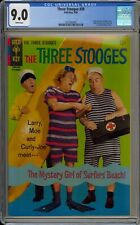 THREE STOOGES #30 - CGC 9.0 - THE MYSTERY GIRL OF SURFERS BEACH - 2021063005