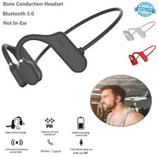 Condução óssea fones de ouvido Bluetooth 5.0 Fone de Ouvido Fone De Ouvido Sem Fio Sports 2020