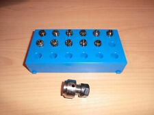 Spannzangenhalter ER16 + 10 Zangen EMCO Unimat 3 +4+ PC