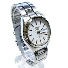 SEIKO 5 SNKL41J1 Automatic Men's Watch Stainless Steel 37mm MADE IN JAPAN